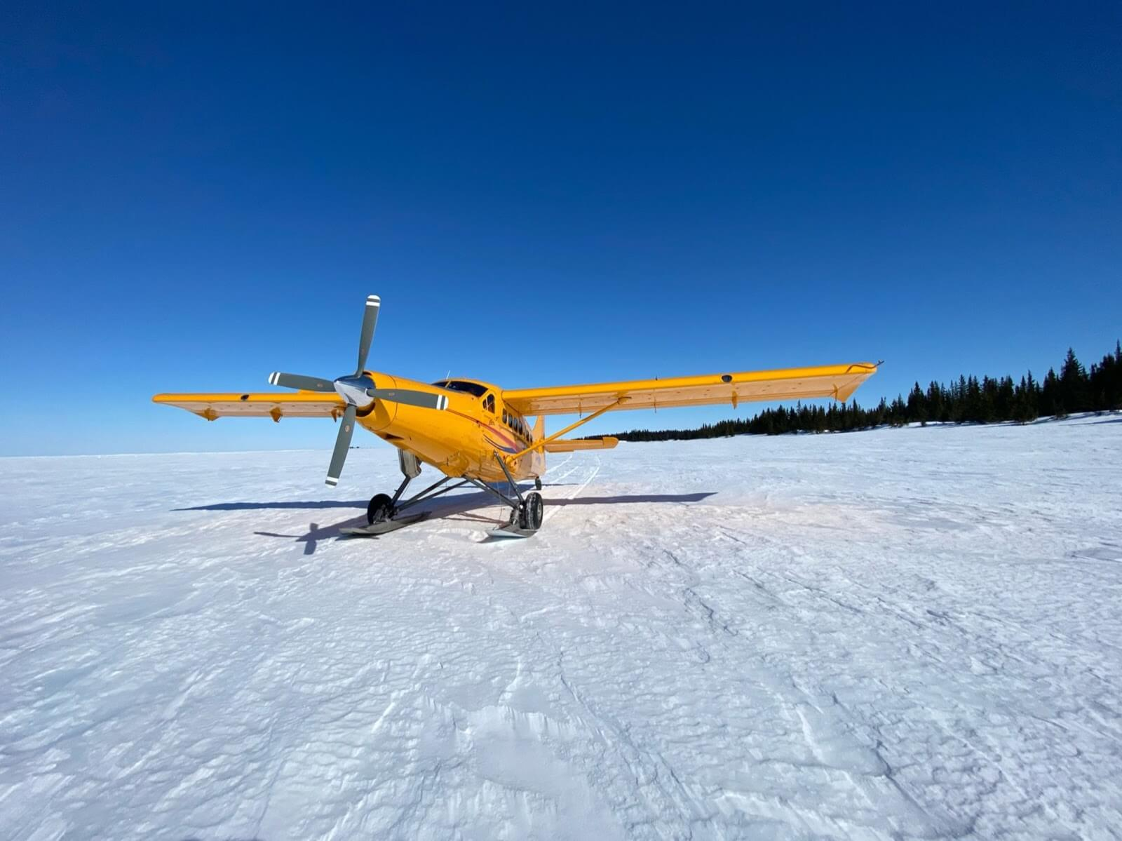 Avion otter dhc-3